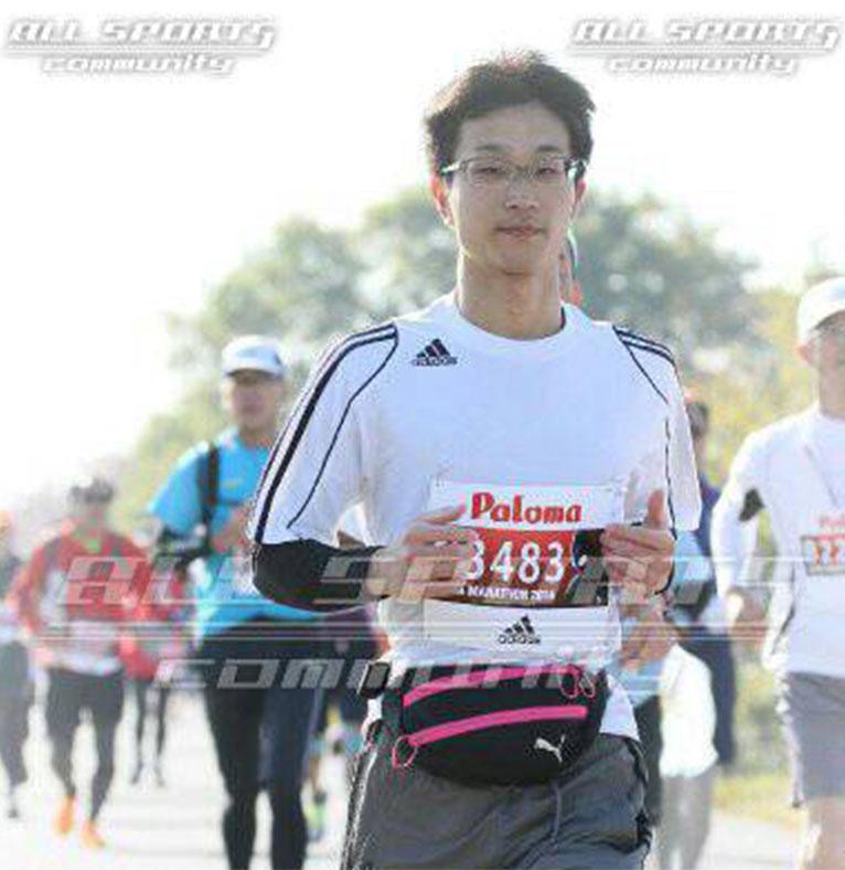 初めてのウルトラマラソン
