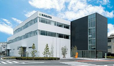 中田製作所について